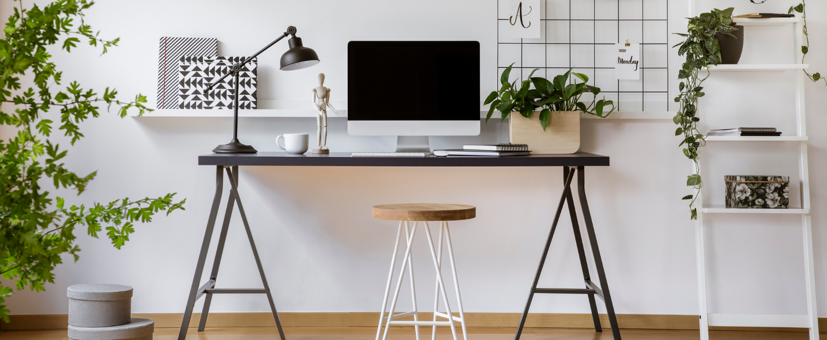 Home Office Trends 2021