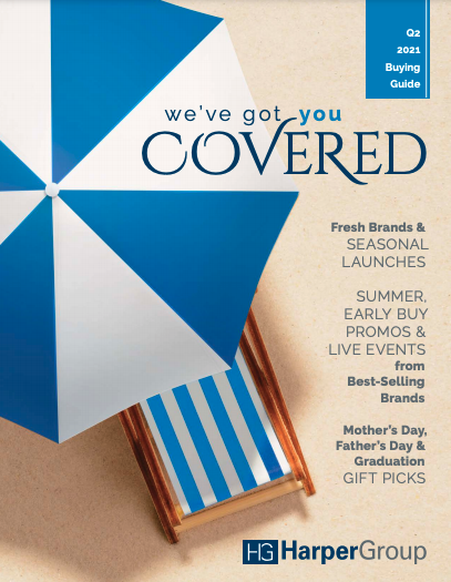 """Harper Group's Q2 Buying Guide """"We've Got You Covered"""""""