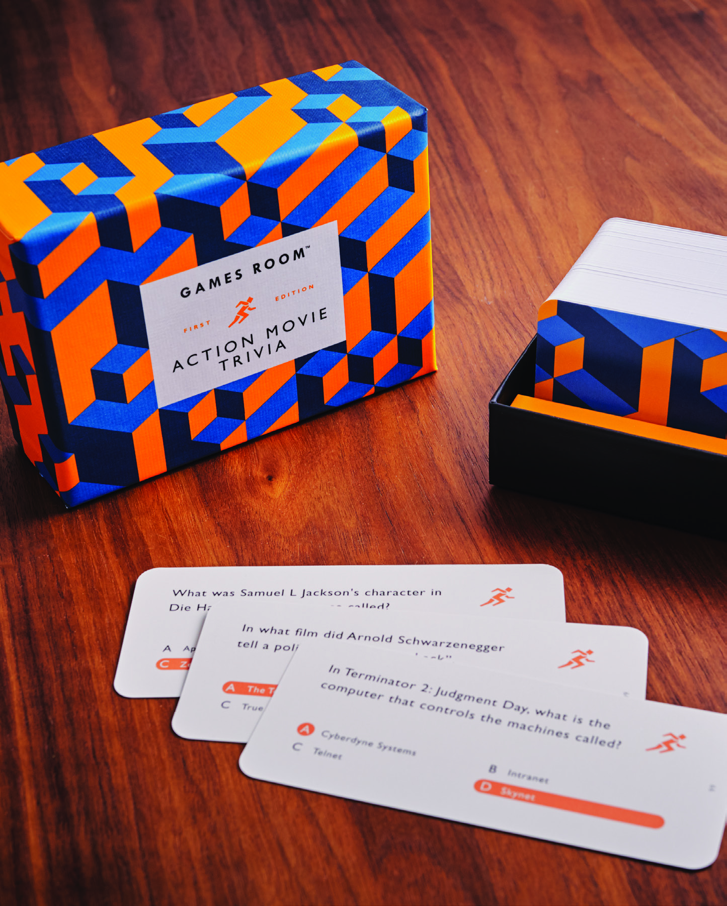 Chronicle Games Room Trivia Boxes