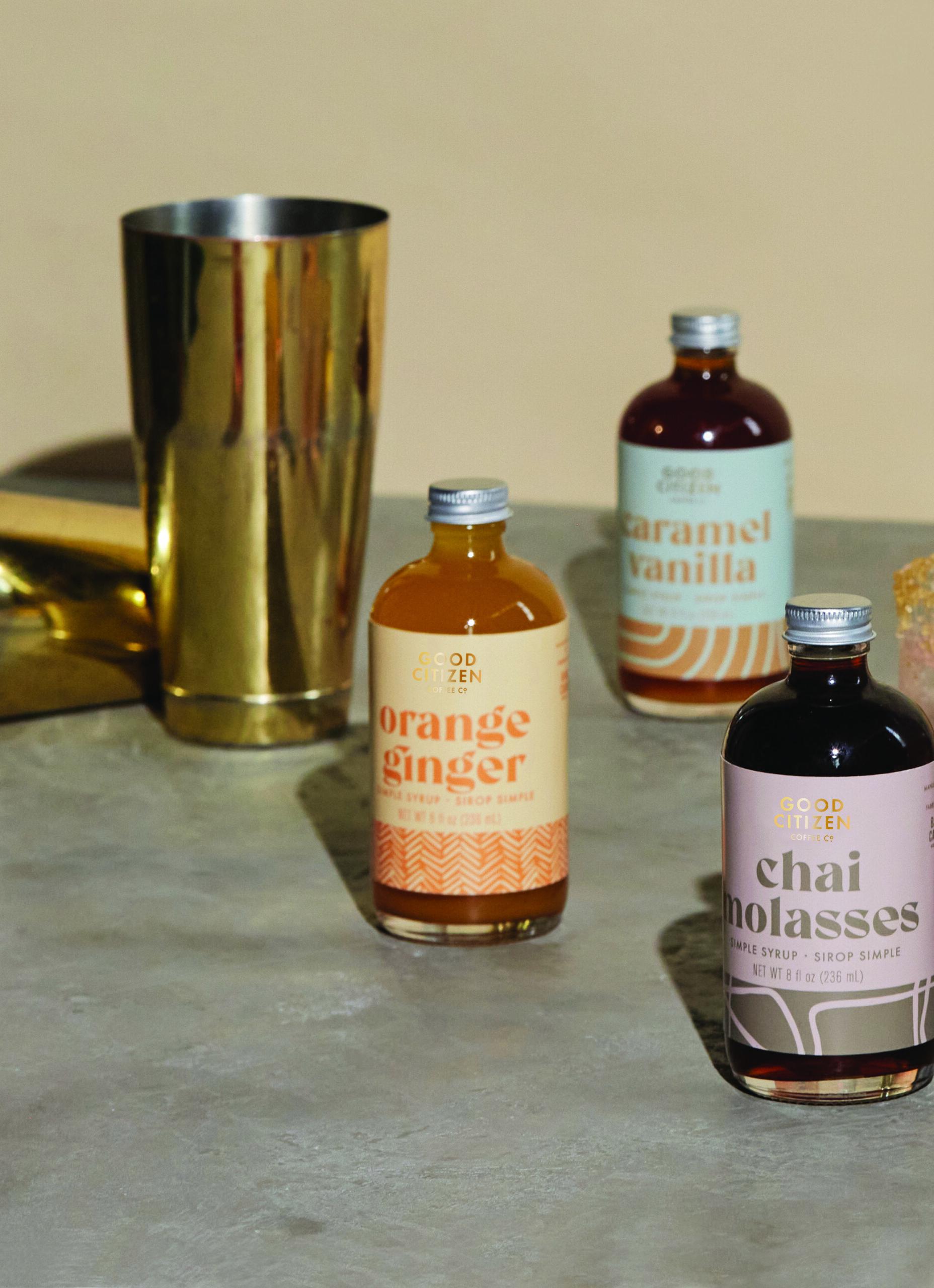 Good Citizen Coffee Artisan Simple Syrups