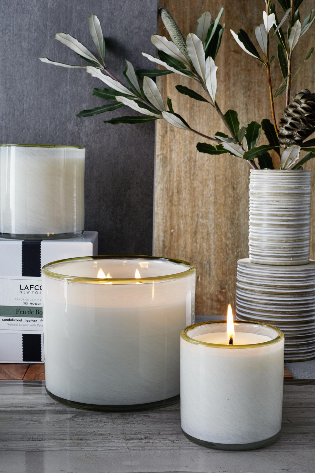 LAFCO Feu de Bois Candles