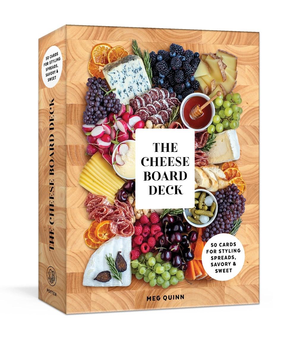 Penguin Random House The Cheese Board Deck